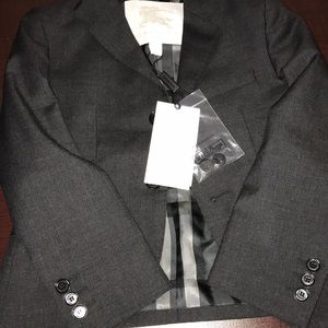 Authentic NWT Burberry suit jacket